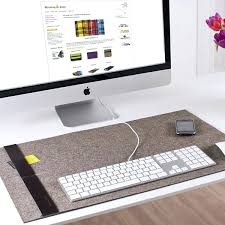 designer desk accessories and organizers designer desk accessories burning love desk pad contemporary desk