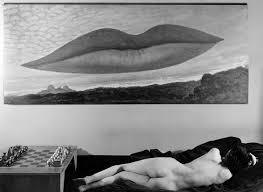 man ray observatory time the lovers photograph 1936