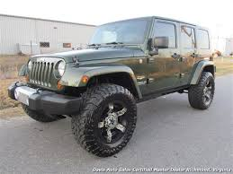 jeep rubicon 4x4 4 door 2008 jeep wrangler unlimited 4x4 4 door