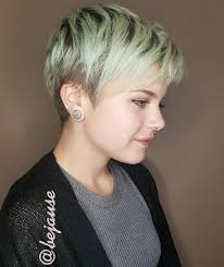 short pixie hairstyles for people with big jaws 20 stunning looks with pixie cut for round face