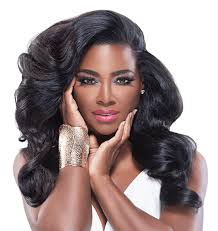 lastest hair in kenya kenya moore as pam grier 1 fashion elan pinterest kenya