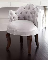 vanity chair with skirt haute house princess vanity chair