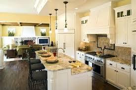 open floor kitchen designs open floor plan kitchen design ideas in best 2 40270