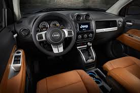 jeep compass trailhawk 2017 interior jeep renegade cherokee compass and patriot updated for 2016