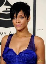 really cute pixie cuts for afro hair rihanna pixie cut rihanna pinterest rihanna pixie cut