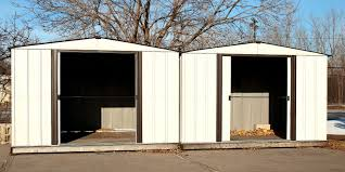 plastic metal or wooden sheds the best backyard shed for you
