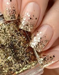 easy nail art glitter nail art glitters diy cute ideas