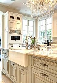 pictures of country kitchens with white cabinets off white country kitchen cabinets country kitchens with white