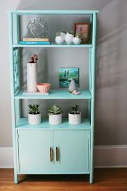 Mint Home Decor Modern Retro Style Mint Green Bookcase U2014 A Simpler Design A Hub