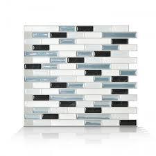 Teal Tile Backsplash by Muretto Brina Peel And Stick Tile Backsplash Online Shop