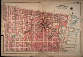 Map Of Philadelphia Pennsylvania by Antique Bromley Atlas Map Print Of Philadelphia Pennsylvania