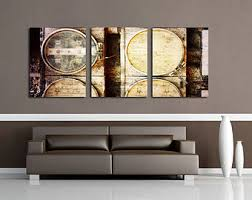 Large Wall Decor Ideas For Living Room Office Wall Decor Etsy