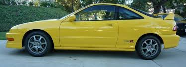 Integra Type R Interior For Sale 2001 Phoenix Yellow Acura Integra Type R And Oh So Stock Rare