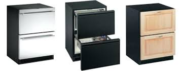 under cabinet fridge and freezer undercounter refrigerator freezer drawers refrigerator drawers