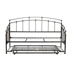 amazon com fenton complete metal daybed with link spring and