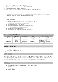 Critical Thinking Skills Resume Resume For Sales Accounting And Social