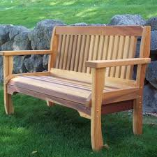cedar garden bench plans plans for building a wooden pdf patio