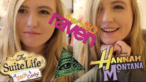 disney channel conspiracy theories hannah montana lizzie
