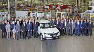 skoda karoq news articles and press releases