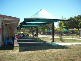Custom Shade Canopies by Cantilever Umbrellas Custom Canopies