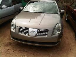 nissan maxima yahoo autos clean 2004 nissan maxima asking for 1 5m autos nigeria