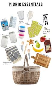 picnic basket ideas best 25 picnic gift basket ideas on picnic ideas