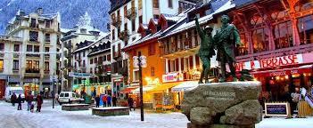 chambre neuf chamonix icicle town tour of chamonix mont blanc