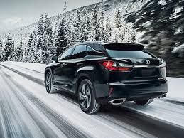 tire size lexus rx 350 2017 lexus rx luxury crossover specifications lexus com