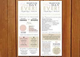 cool wedding programs best 25 wedding programs ideas on 重庆幸运农场