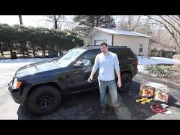 lift kit for 2012 jeep grand how to jeep grand ome 2 hd lift kit install 2005 2010