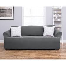 Stretch Sofa Covers by 1 Piece Sofa U0026 Couch Slipcovers Shop The Best Deals For Oct 2017