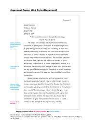 how to write a mla format paper mla format essay title page example of proper paper 2011 apa