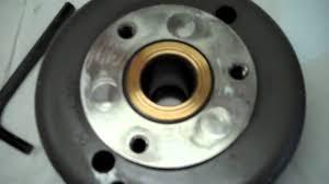 kz 1100 starter clutch repair 1982 kz1100 or kz1000 youtube