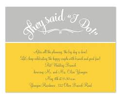 wedding brunch invitation post wedding brunch invitation wording 21 best wedding brunch