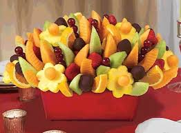 edible fruit bouquet delivery bocodeals 15 for 30 toward a fresh fruit bouquet from