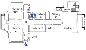 Museum Floor Plan Looking To The Past To Plan For The Future Gibbes Museum Of Art
