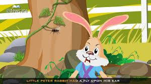 edewcate english rhymes peter rabbit