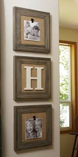 Picture Frame Centerpieces by Best 25 Hanging Picture Frames Ideas Only On Pinterest Hanging