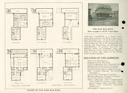 Catholic Church Floor Plans by Faith In The City Religion And Urban Life In Chicago 1870 1920