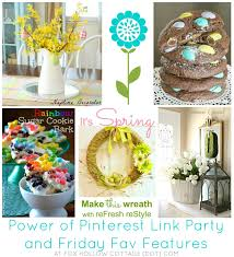 Pinterest Diy Home by Contemporary Picture Of 3 15 Power Of Pinterest Link Party