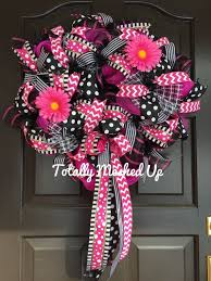 40 best wreaths by totally meshed up images on deco
