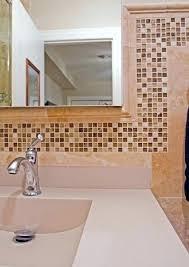 glass tiles bathroom ideas bathroom tile border ideas toberane me