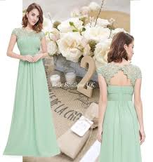 Sage Green Katie Sage Green Bridesmaid Formal Occasion Dress U2013 Belle Boutique Uk