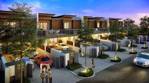 putra prima rivertree courtyard homes