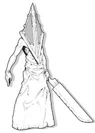 pyramid head by nappydread on deviantart