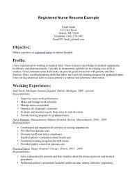 nursing student resume nursing student resume exles exle student resume free
