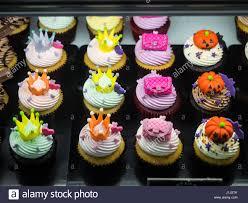 Publix Halloween Cakes Cupcakes Bakery Display Stock Photos U0026 Cupcakes Bakery Display