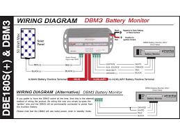 piranha dual battery isolator management system kit 12v dbe180sx