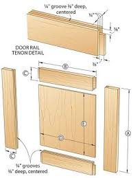 How To Build A Cabinet Door Frame 381 Best Woodworking Techniques And Tools Images On Pinterest
