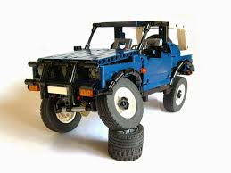jeep samurai for sale suzuki samurai 4x4 p lego
